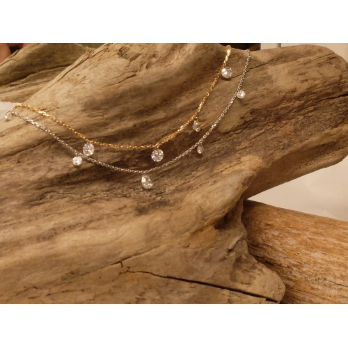 COLLAR ZEN 7 BRILLANTES