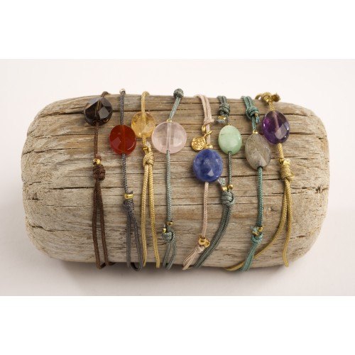 HAPPY STONE PULSERA