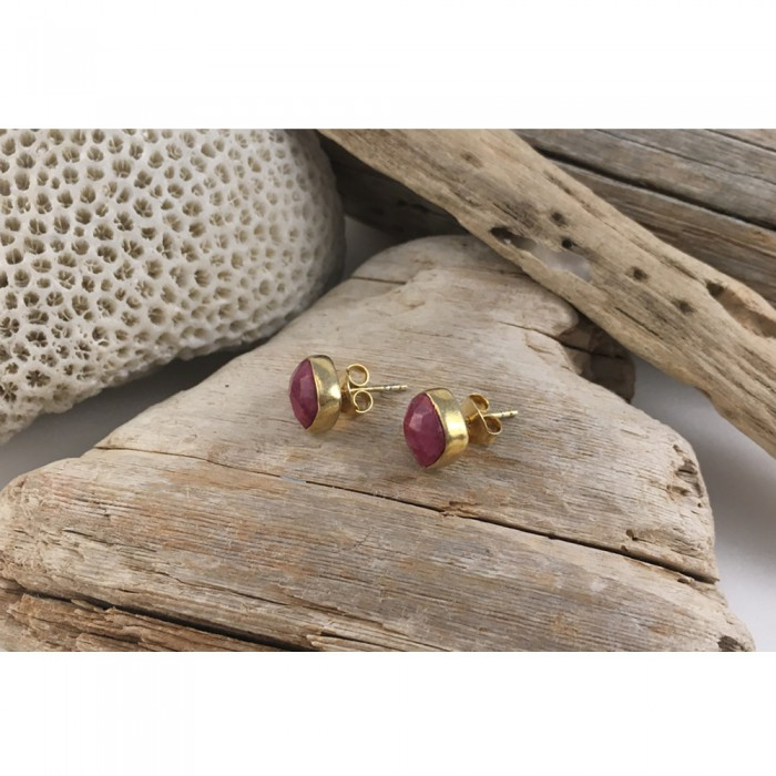 BARCELONA STUD EARRINGS